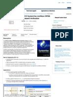 W1915 SystemVue MmWave WPAN Baseband Verification _ Agilent_RR