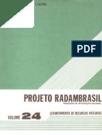 Projeto RADAMBRASIL v24