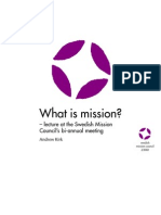 34318317 What is Mission Andrew Kirk