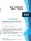 Compounding of Steam Turbine