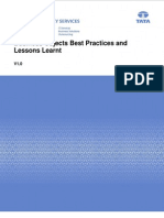 Business Objects Best Practices and Lessons Learnt