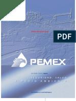 PEMEX Informe Seguridad, Salud y Medio Ambiente 2002