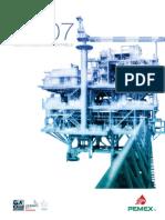 PEMEX Informe de Desarrollo Sustentable 2007