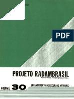 Projeto Radambrasil v.30