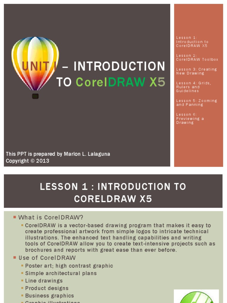 How To Use Contour In Coreldraw X5 By Ama Ata Aidoo