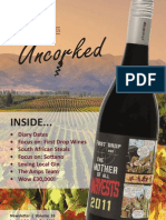 Amps Fine Wines Newsletter