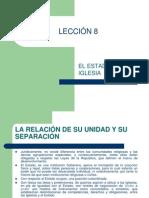 LECCIÓN 8