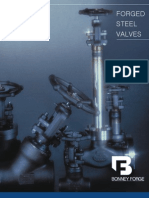 Forged Steel Valves - Bonney Forge