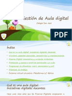 Powerpoint Gestion de Aula Digital
