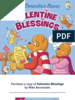 The Berenstain Bears Valentine Blessings