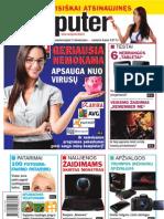 """9/2013 """"Computer Bild Lietuva"""" – nemokamų antivirusinių programų testas"""