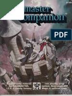 Rolemaster - Companion 1