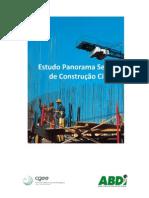 Panorama Setorial de Construção Civil