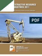 Utah's Extractive Resource Industries