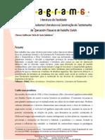 As Interfaces Jornalismo:Literatura na Construção do Testemunho de Operación Masacre, de Rodolfo Walsh