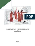 Modern Dance - Serious Buisness