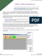 VB.NET - Criando uma aplicação em 3 camadas