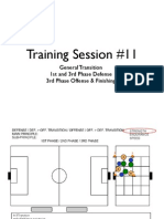 Training Session 11