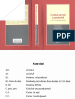 Codul penal comentat. Vol. I.Partea generală - M.Basarab,V.Paşca,G.Mateuţ,C.Butiuc - 2007