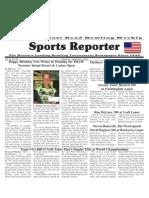 August 28 - September 3, 2013 Sports Reporter