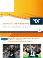 Proyectos - Clase 19- Planificación - Gestion de los RRHH