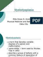 MF2 - Spina Bifida