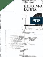 50891826 Bayet Jean Literatura Latina