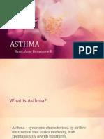 MF3 - Asthma