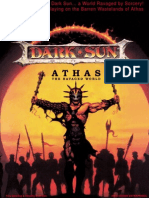 Rolemaster - Dark Sun - Athas, The Ravaged World