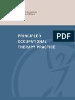 OT10 - Principled Ot Pratice