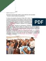 REYNOSA CONTIGO MÁS LIMPIA LLEGA A MÁS DE 300 COLONIAS