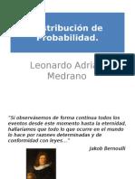 Clase Distribuciones de Probabilidad