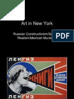 JJ 03_Russian Constructivism-Socialist Realism-Mexican Muralism-LatAm Surrealism