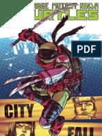Teenage Mutant Ninja Turtles #25 Preview