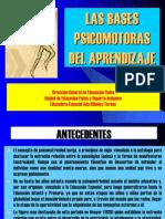 Las Bases Psicomotoras Del Aprendizaje (1)