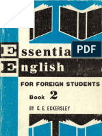 Eckersley Essential English For Foreign Students Epub