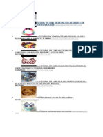 pulserade macrame taller manual