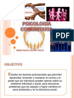Ps Social Comunitaria