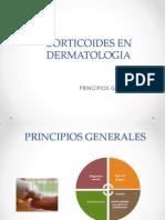 Corticoides en Dermatologia