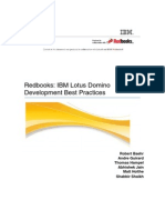 IBM Lotus Domino Development Best Practices(011212)
