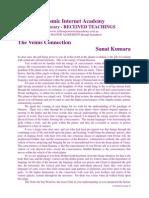 The Venus Connection - Sanat Kumara