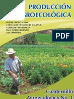 Cuadernillo Nº1 Producción agroecológica