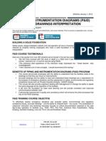 2013 ACM P&ID Engineering Drawings Interpretation Course 2