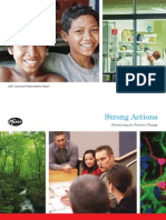 Pfizer Corp Respons Report 2007