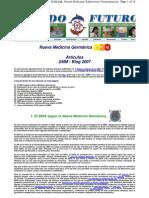 Blog Nuevamedicinahamer.blogcindario.com Articulos de 2007.[Hamer].[Nueva Medicina Germanica].[Cancer]