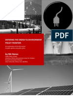 Entering the Energy and Environment Policy Frontier