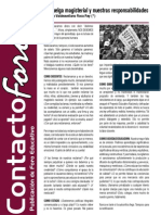 Contacto Foro - Setiembre 2012
