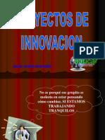 Proyectos de Innovacion Juliaca 2009