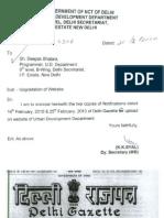 Monuments of Delhi Under MCD