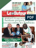 LE BUTEUR PDF du 12/06/2009
